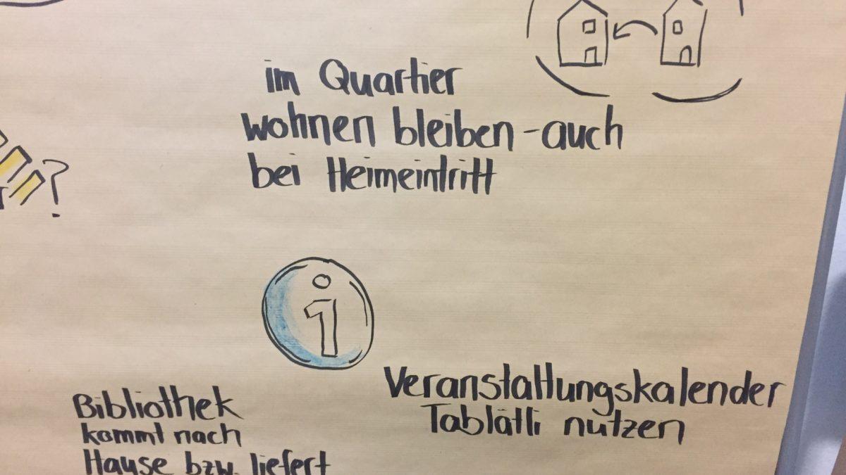 Engagement fürs eigene, nahe Wohnumfeld